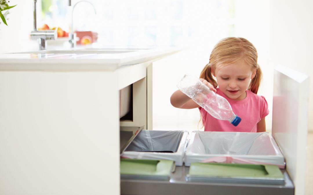 Comment sensibiliser nos enfants au recyclage