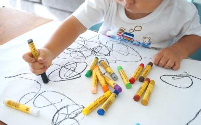 Les intérêts du coloriage pour les enfants